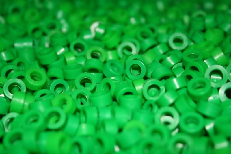Brizganje izdelkov iz plastike